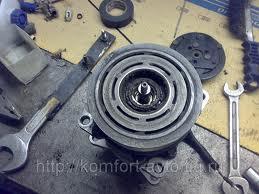 замена компрессора автокондиционера