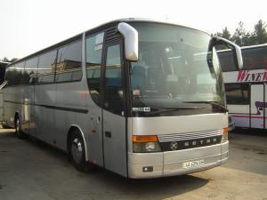 ремонт генератора автобус Сетра