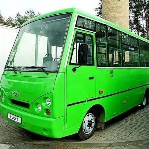 ремонт генератора автобус IVAN